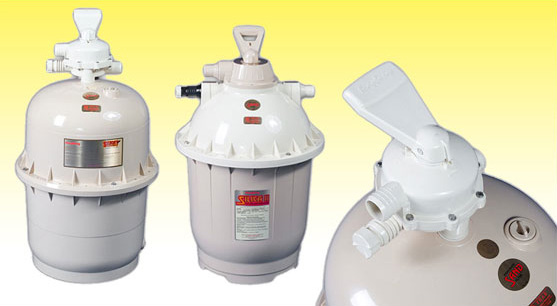 Silica Sand Filters